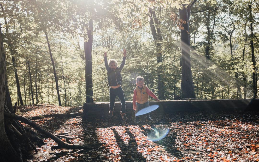 5 Tipps für schöne Familienfotos im Herbst