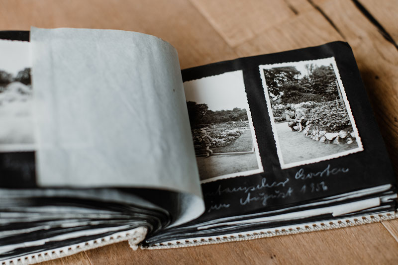 Fotobücher – Ein Plädoyer